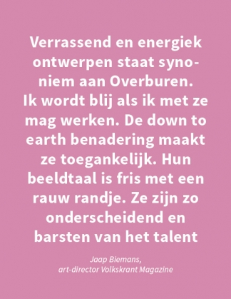 Quote Jaap Biemans, Volkskrant